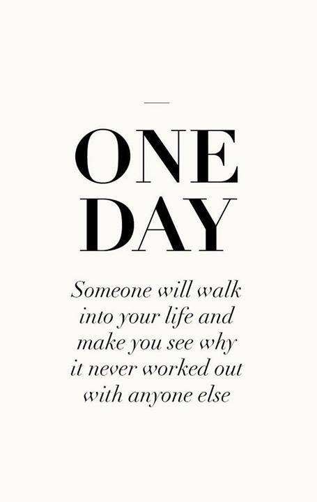 Und Was Ist Wenn Ich Nicht Langer Warten Will Sondern Dass Jetzt Eines Tages Ist