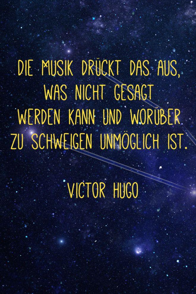 Besten  Ideen Zu Musik Spruche Auf Pinterest Musikzitate Musik Und Musica