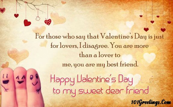 Happy Valentines Day Quotes For Best Friends