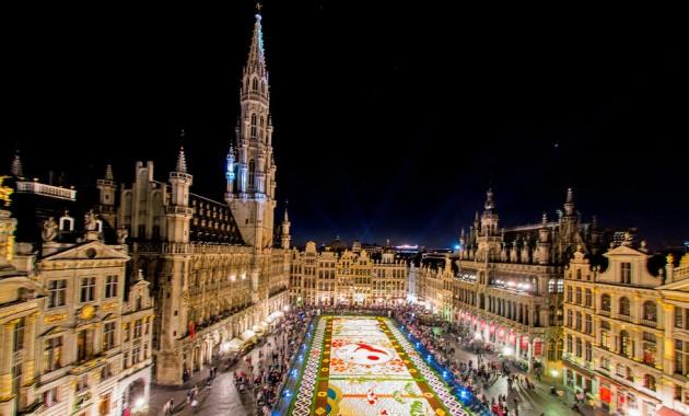 Brussels Tujuan Wisata Andrew Hidayat di Eropa Saat Musim Gugur (AndrewHidayat.com)