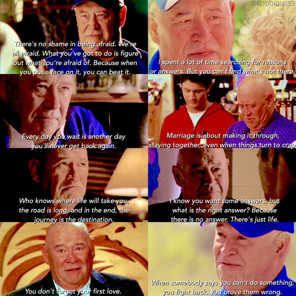 One Tree Hill On Twitter Coach Whitey Durham Quotes Are The Best Quotes Onetreehill T Co Hvpfinhup