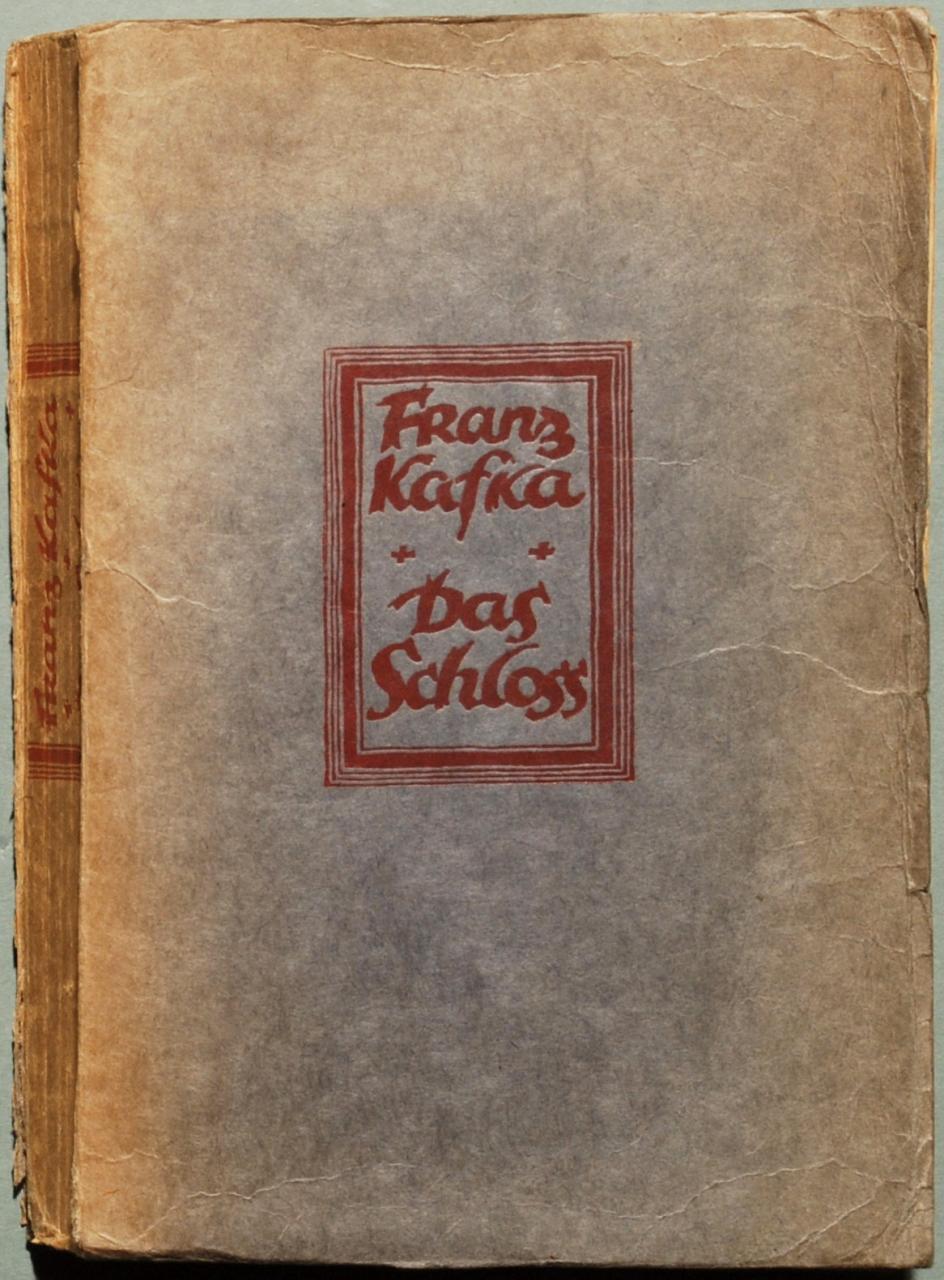 Original Broschur Des Erstdrucks