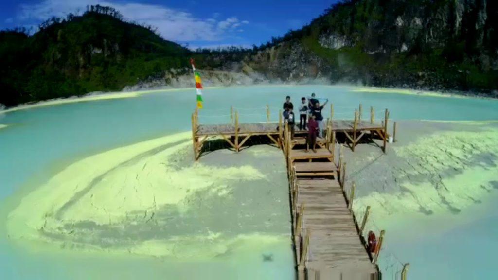 Kawah Putih Ciwidey Wisata Bandung - Andrew Hidayat (AndrewHidayat.com)