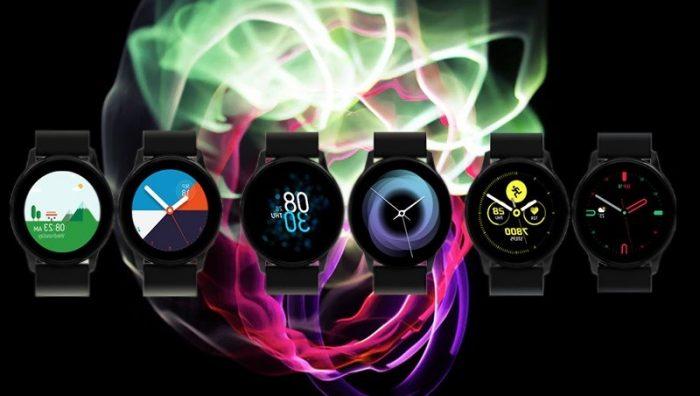 Leak Galaxy Watch Active, Bocoran Samsung di app update - Andrew Hidayat (AndrewHidayat.com)