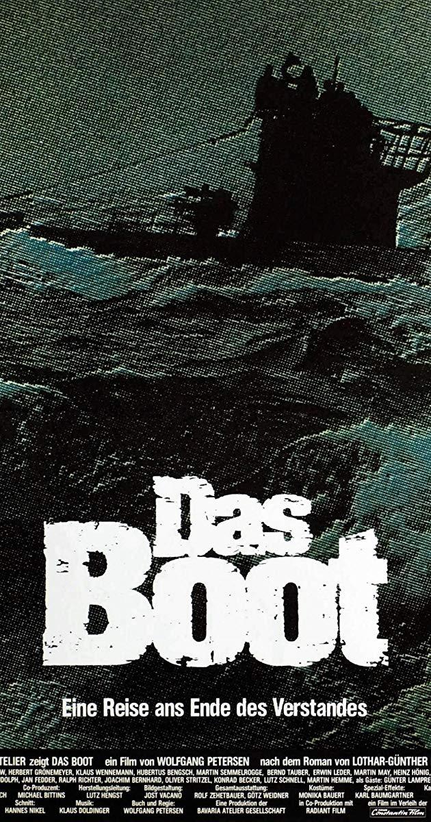 Das Boot Tv Mini Series   Herbert Gronemeyer As Leutnant Werner Imdb