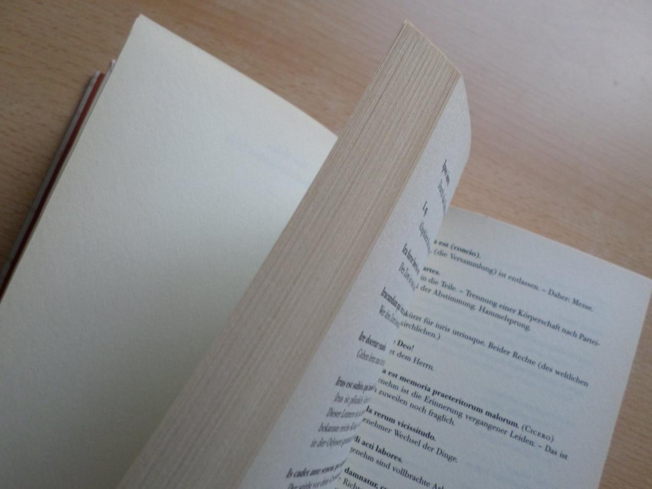 Gebrauchtes Buch Marc Mylius Perfekten Lateinischen Zitate Spruche Und Sprichworter Bild