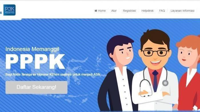 Pendaftaran PPPK P3K 2019 di sscasn.bkn.go.id - Andrew Hidayat (AndrewHidayat.com)