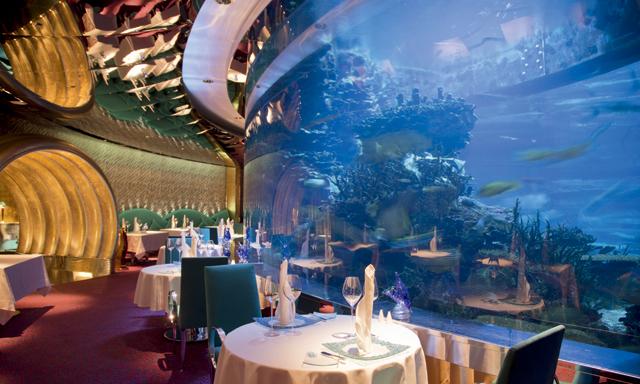 Restoran Bawah Laut AI Mahara, Dubai - Andrew Hidayat (AndrewHidyat.com)