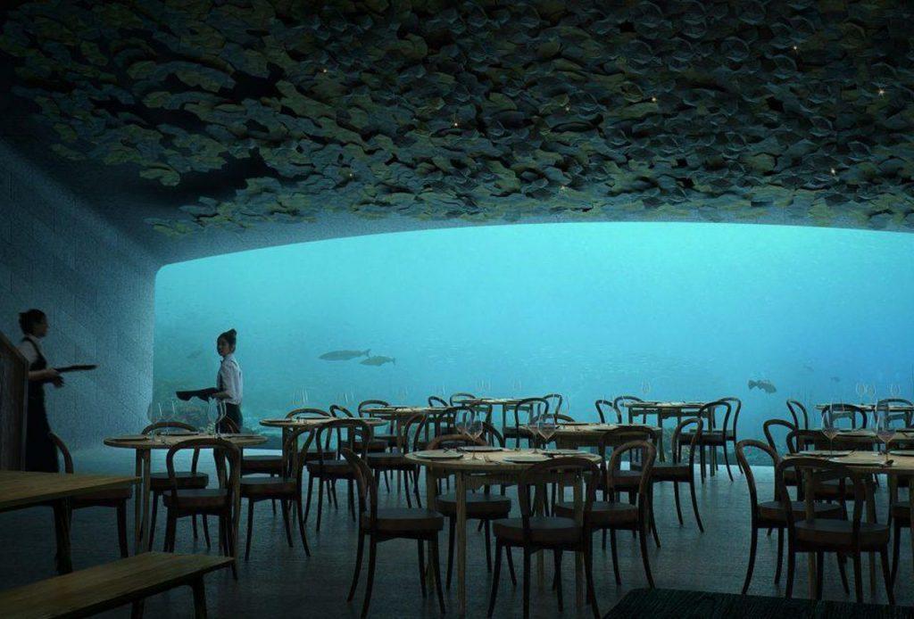 Restoran Bawah Laut Snohetta, NORWAY - Andrew Hidayat (AndrewHidyat.com)