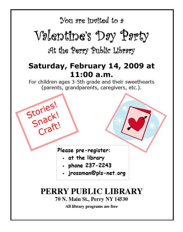 Valentinesdayparty Bytes