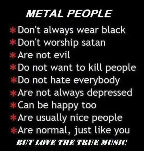 Image Result For Metal Music