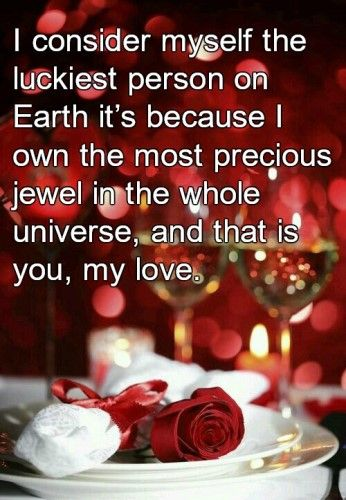 Romantic Valentines Day Quotes For Husband Wife