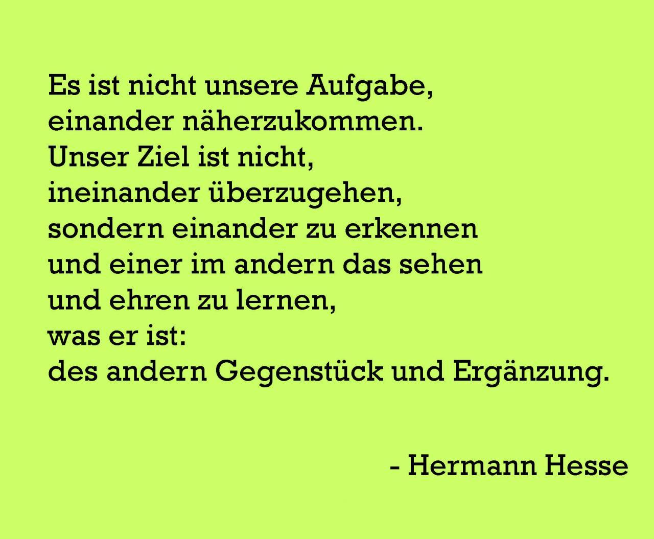 Hermann Hesse Zitat Narziss Und Goldmund