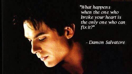 Vampire Diaries Damon  C B Vampir Zitate  C B Momentzitate  C B Via Avavy On Twitter