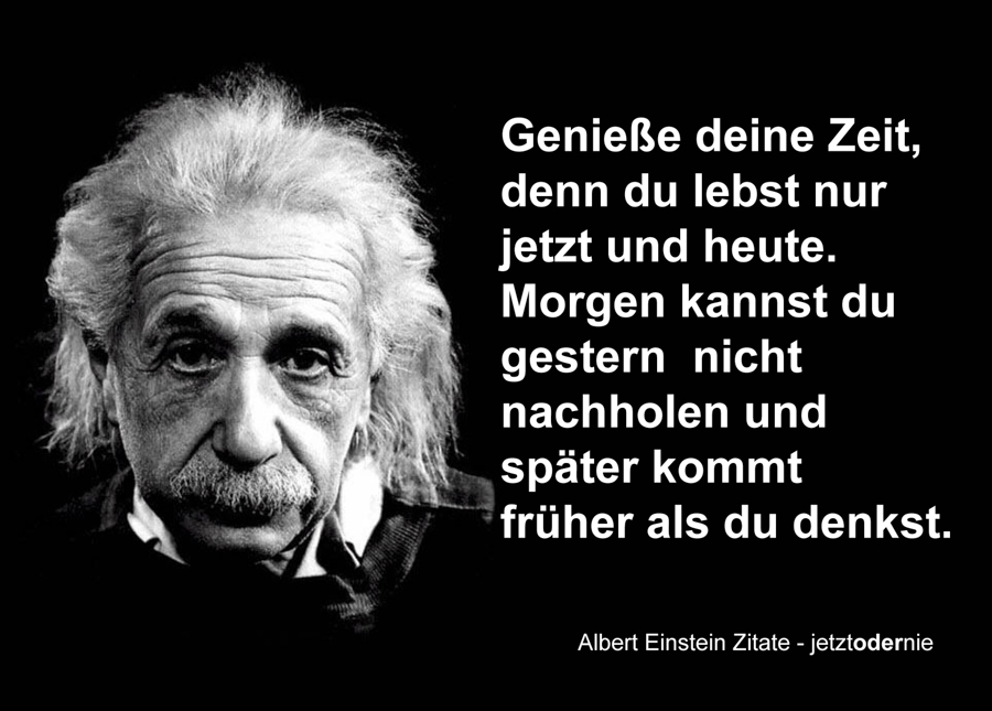 Albert Einstein Archive Zitate News