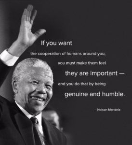 Leadership Quotes From Nelson Mandela
