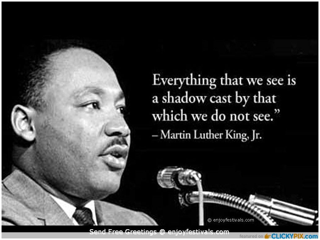 Martin Luther King Jr Quotations Martin Luther King Jr Quotes