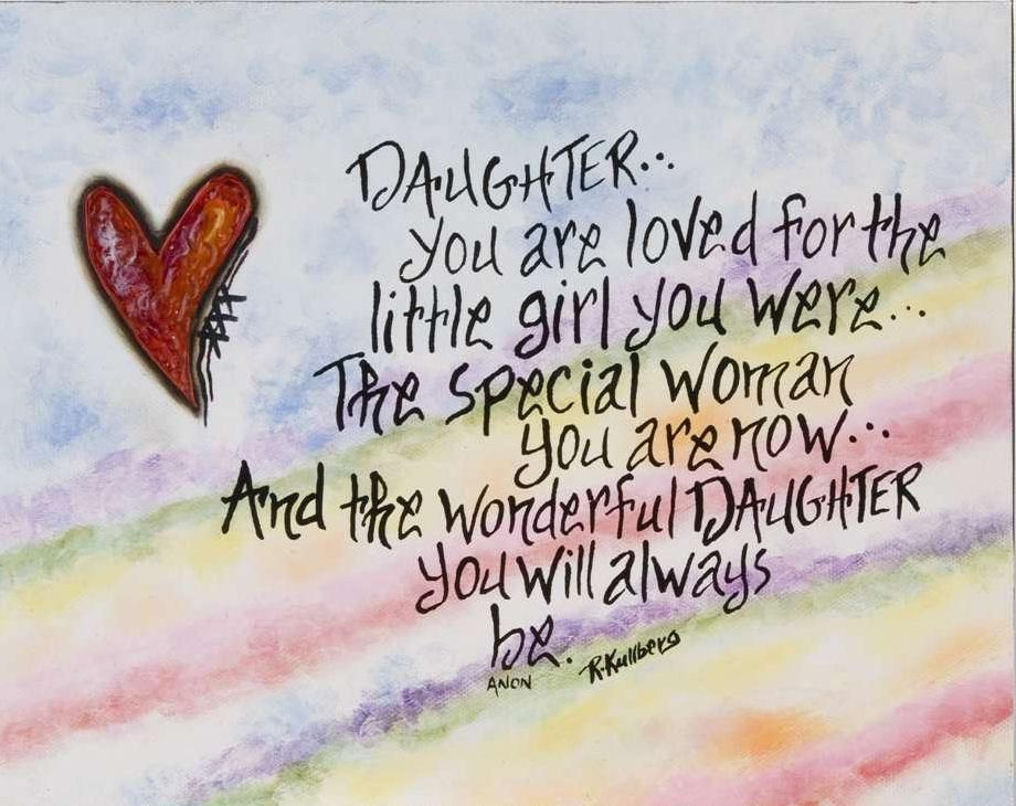 Happy Valentines Day Quotes For Daughter