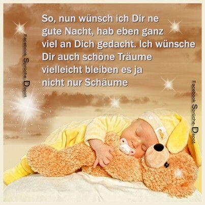 Gute Nacht Zitate Von Sandraluber