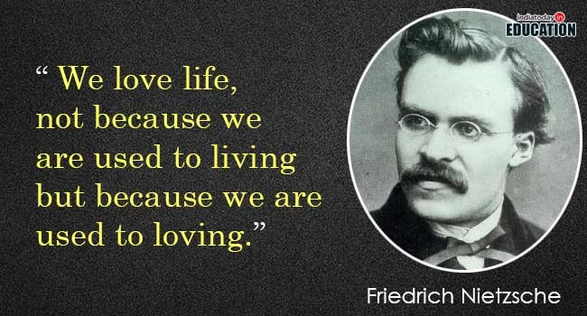 Listed Below Are  Profound Quotes By Nietzsche That Is Bound To Make You Think