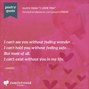 Valentine Poems To Wife