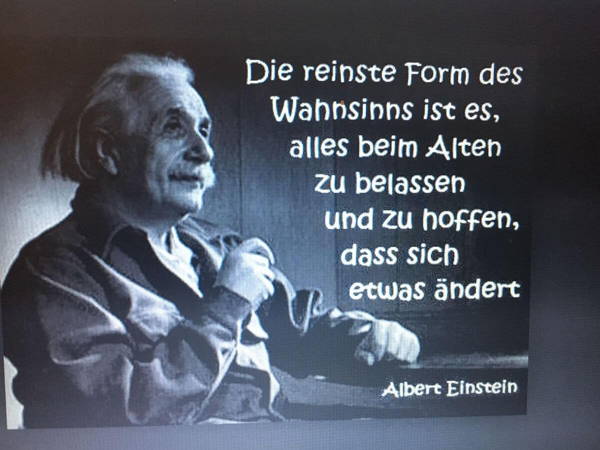 Ich Verstehe Es Com Zitat Einstein
