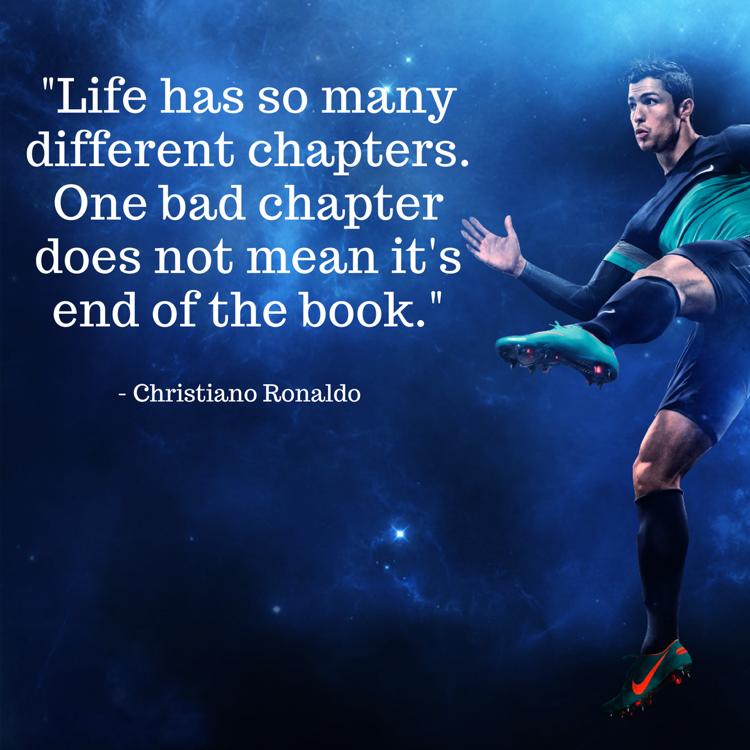 Lebensmotto Spruche Christiano Ronaldo Englisch Leben  Positive Lebensmotto Spruche Beruhmter Menschen Zum Nachdenken