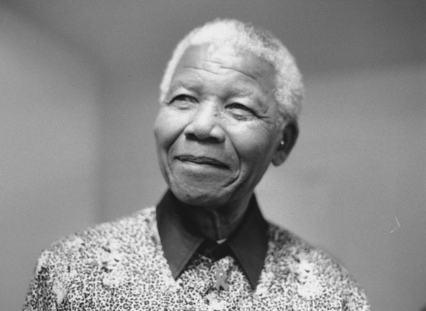 Who Was Nelson Mandela