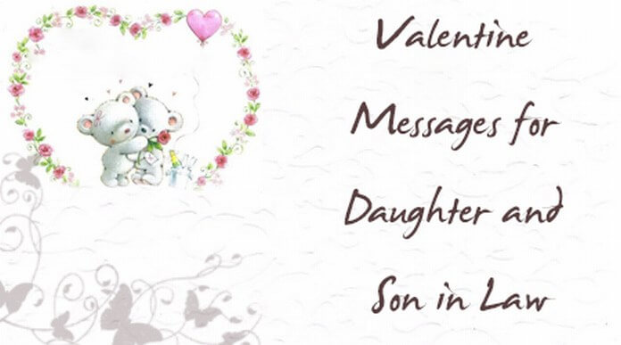 Valentine Messages Daughter Son In Law Jpg