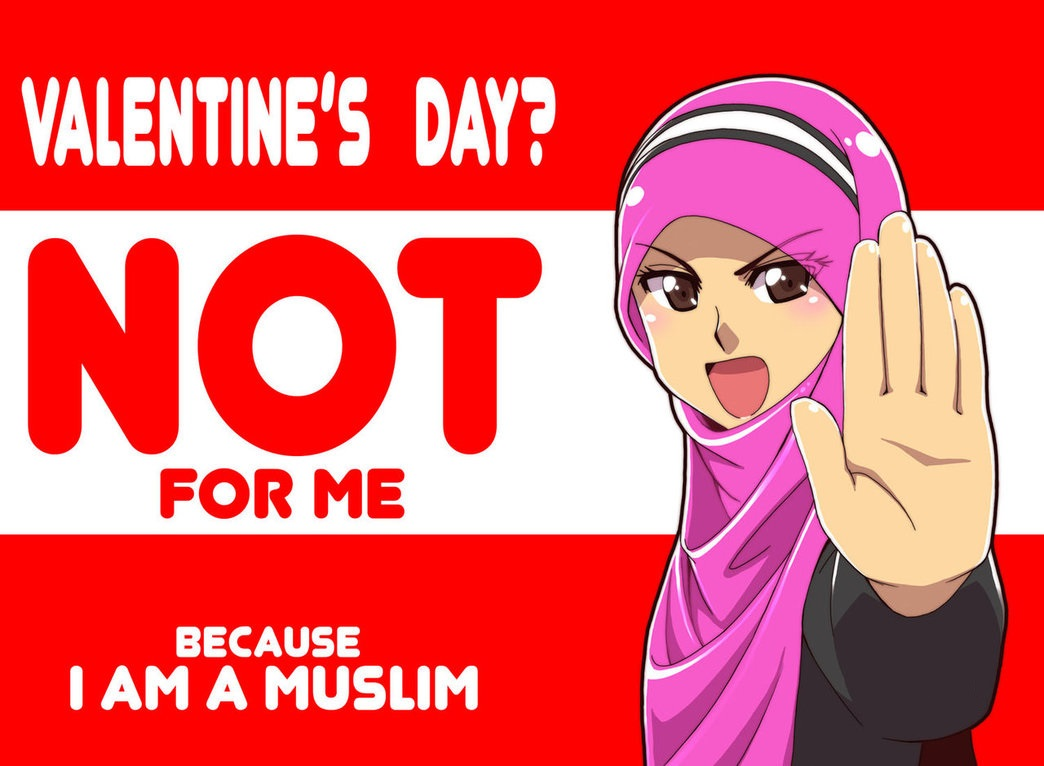 Celebrating Valentines Day Its Haram For Muslims