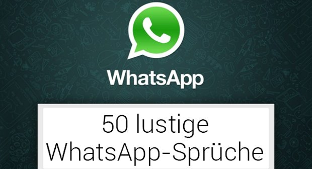 Whatsapp Sprueche