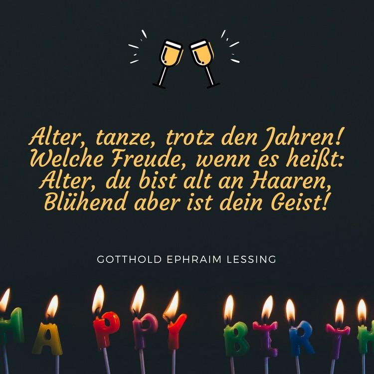 Super  Zitate Zum Geburtstag Aphorismen Und Weisheiten Zum Nachdenken Sl