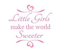 Cute Sayings And Quotes For Little Girls Google Search