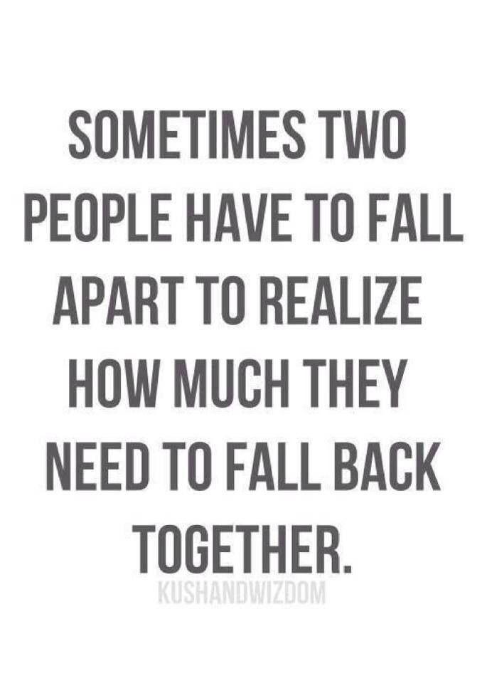 Love Break Up Couples Quotes