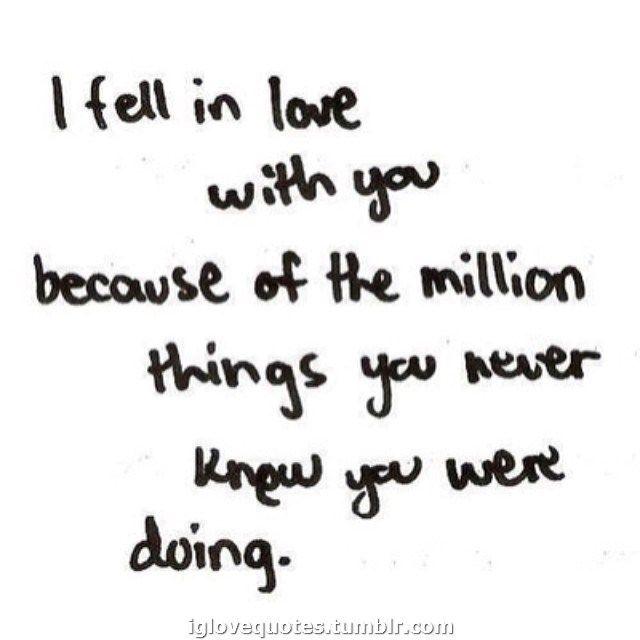 Adorable Flirtyy Romantic Love Quotes
