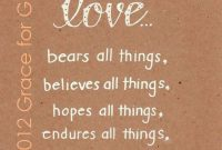 Ideas About Bible Verses About Love On Pinterest Verses