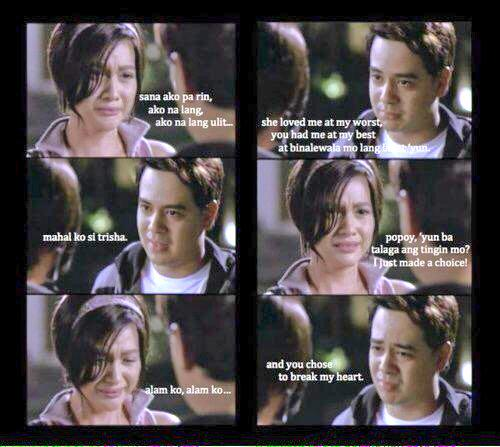 Greatest Quotes And Lines From Filipino Movies Let Us First Remember The Unforgettable Hugot Lines From One More Chance Starting Over Again