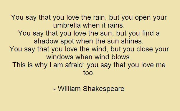 Motivational Love Quotes For Boyfriend Best Love Quotes Shakespeare Quotes On Lovewilliam