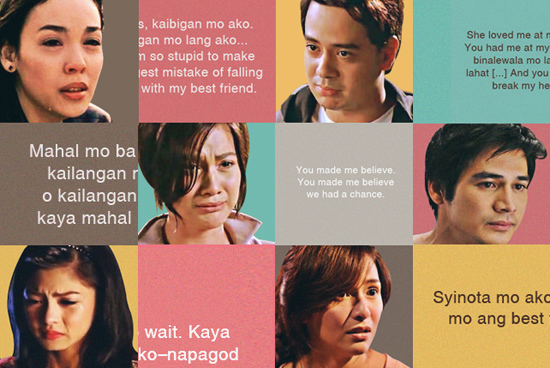 Hugot Lines From Movies