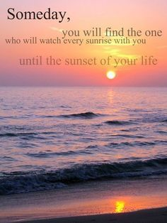 Romantic Sunset Quotes Google Search