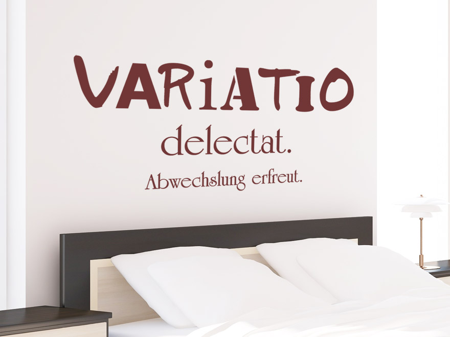 Wandtattoo Latein Lateinische Sprche Und Zitate Als Wandtattoos