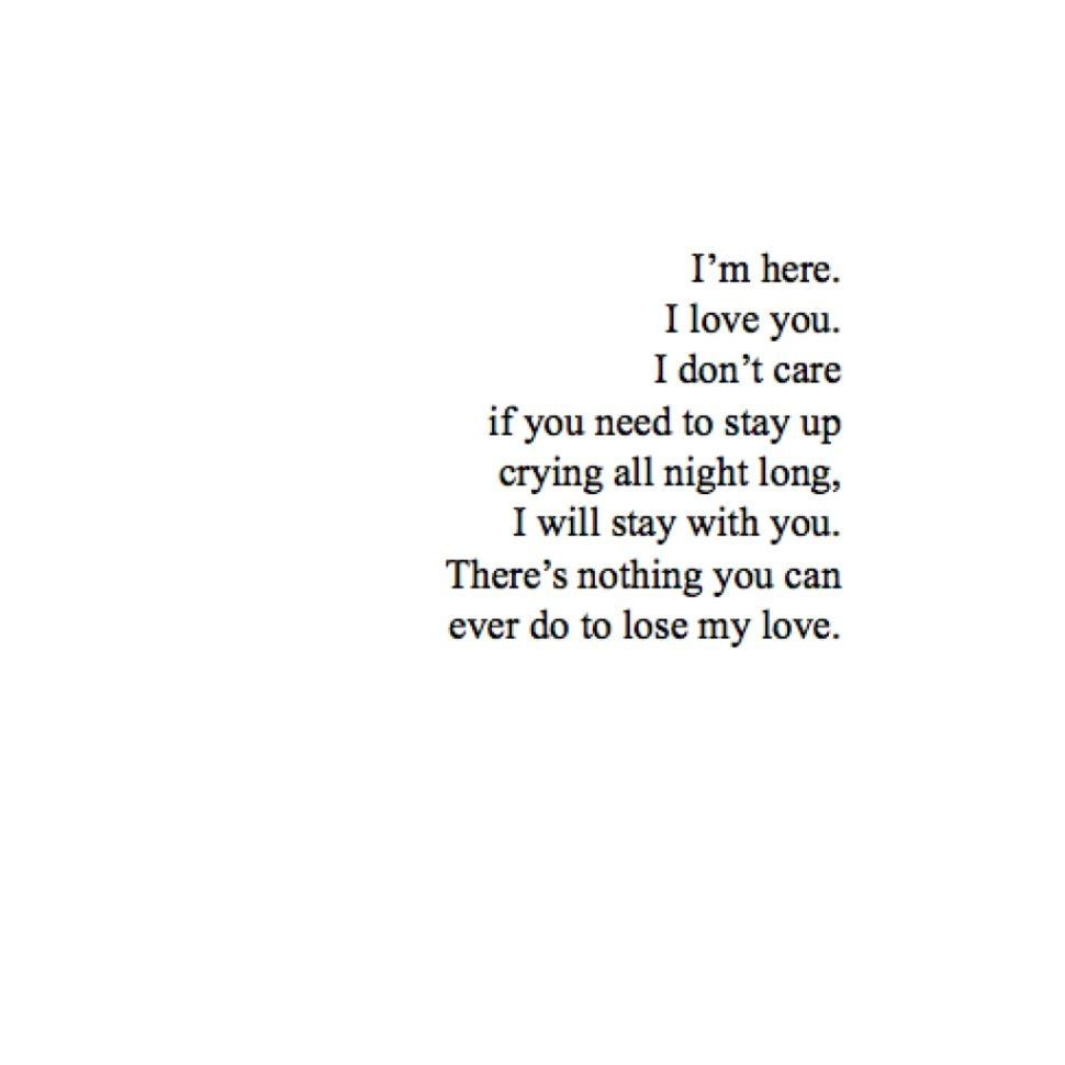 New Pictures Of Love We Heart It Quotes Sad Quotes Tumblr We Heart It On