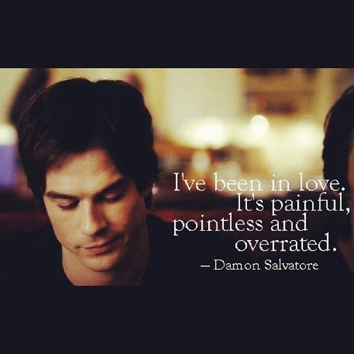 The Vampire Diaries Quotes I Would For Sure Love You Right Ian