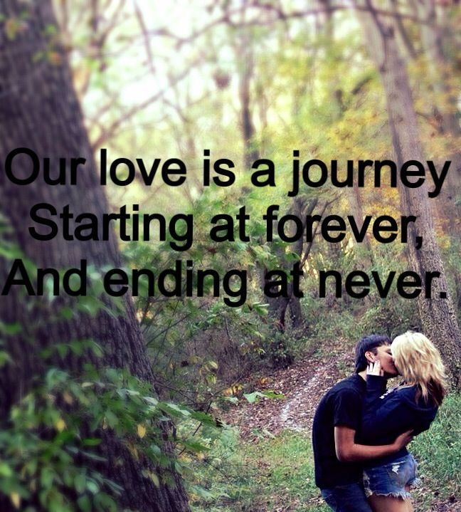 Our Love Is A Journey