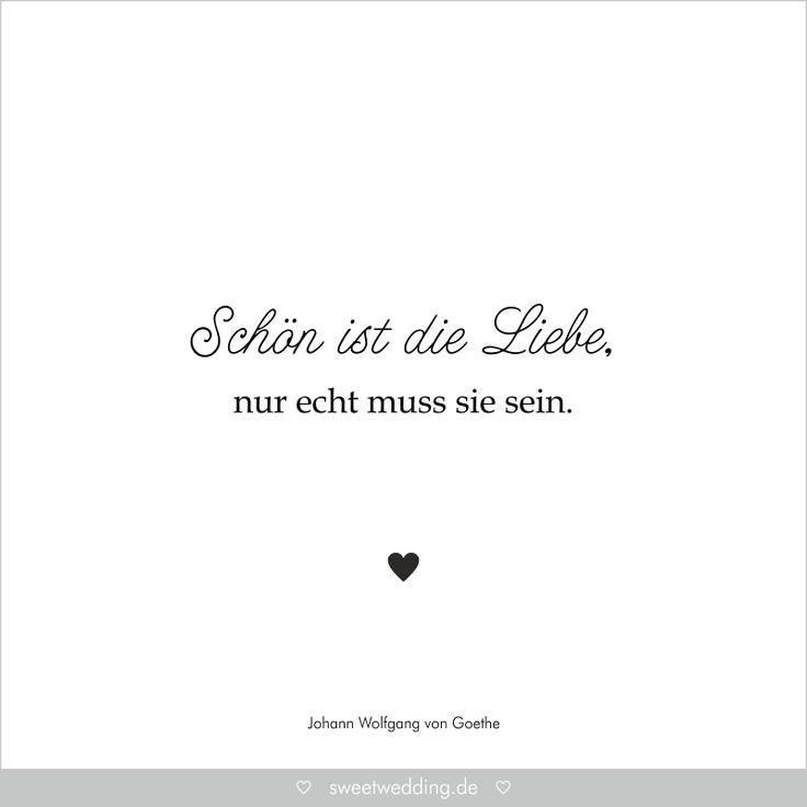 Liebesspruche Goethe