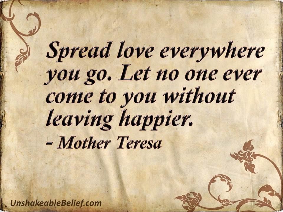 Best Mother Teresa Quotes Life Quotes