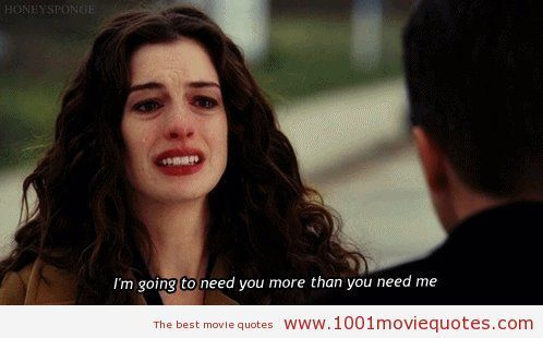 Quotes About Love From Movies