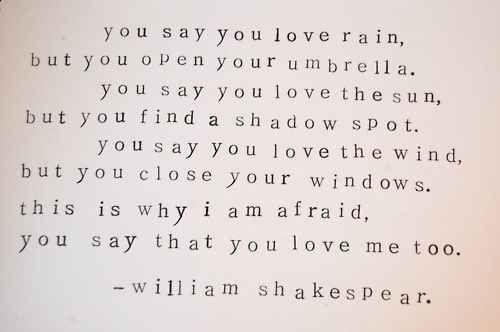 Www Relatably Com Q Img Shakespeare Love Quotes Ma Dont Fear Shakespeare Pinterest Shakespeare
