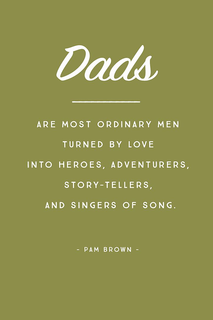 Inspirational Quotes For Fathers Day