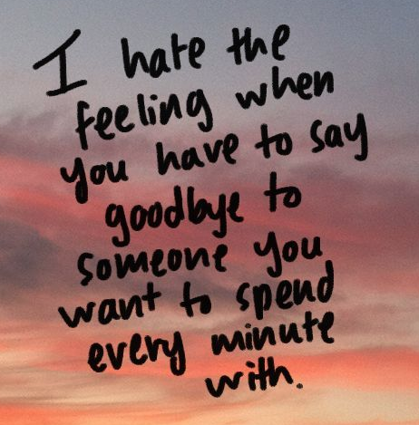 Love Quotes For Him Goodbye